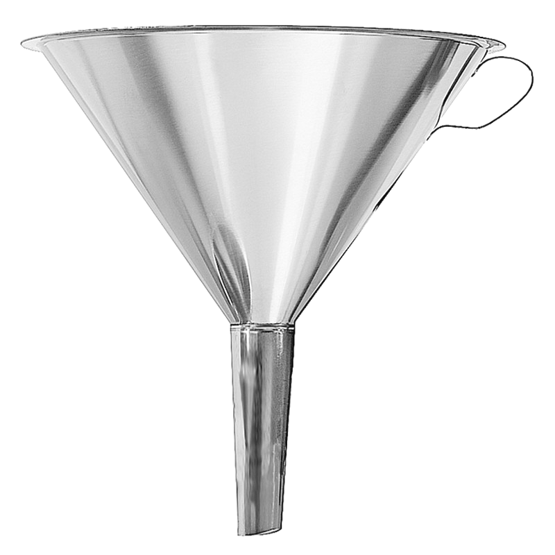 Sales funnel illustration