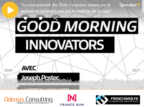 On parle d'Odeosis Consulting dans Frenchweb sur le marketing mobile